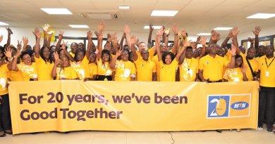 MTN Cameroon lance la célébration de ces 20 ans