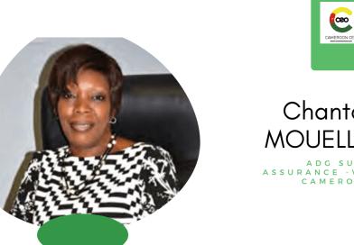 Chantal MOUELLE, ADG SUNU Assurance vie Cameroun : 37  ans de performance