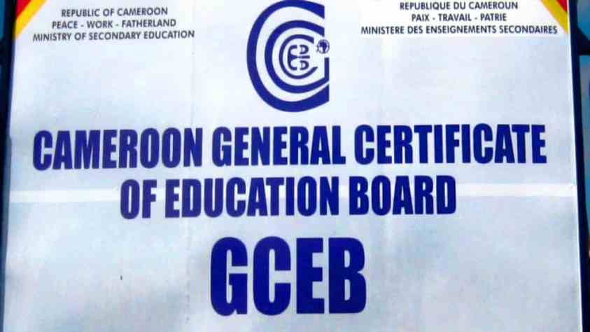 GCE Results 2021 | Cameroon General Certificate of Education