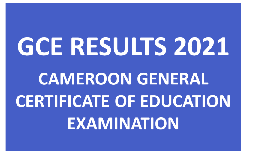 Check and Download 2021 GCE results O and A Levels