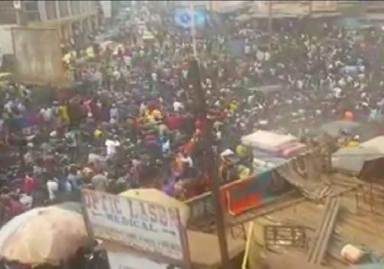 Chassé d'Ebolowa, interdit à Yaoundé, Kamto en grandes pompes à l'Ouest