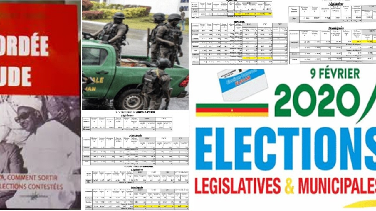 Cameroun Legislatives Et Municipales 2020 Les Resultats De La
