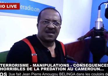 Clash Amougou Belinga # Ambassadeur du Cameroun en RCA : Ces vérités avant l'heure que Gilbert Baongla paie de sa liberté ?