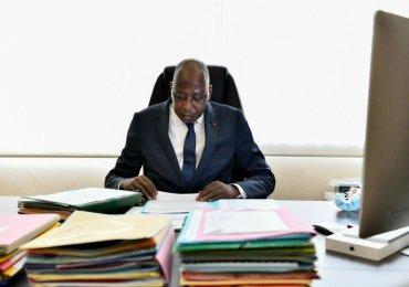 Côte d'ivoire : Les derniers mots d'Amadou Gon Coulibaly