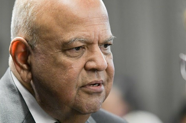 South Africa/ Gordhan: 'Hostility' came from Moyane first, it's time he appears before the commission (News 24)