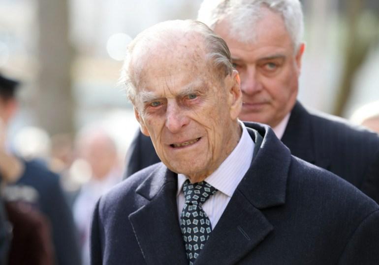 URGENT - L'époux de la reine Elizabeth II est mort