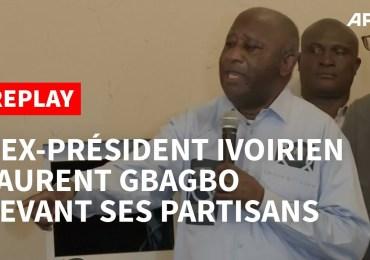 Côte d'Ivoire : Historique et triomphal accueil pour Laurent Gbagbo malgré la provocation de l'armée d'Alassane Ouattara