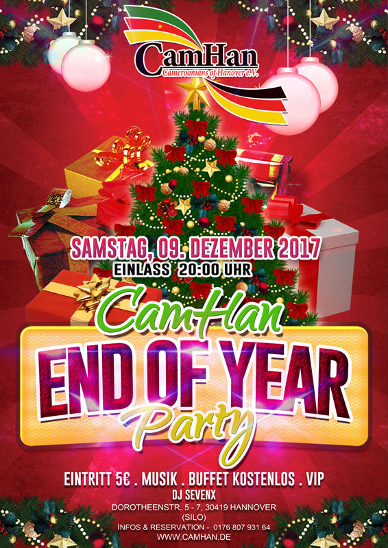 Camhan-EndOfyear-party-2017
