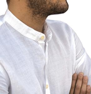 Camicia coreana uomo