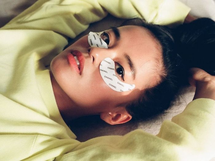 Under-Eye Patches—What Are They Used For? Camila Coelho