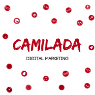 camilada digital marketing logo