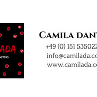 camilada digital marketing signature