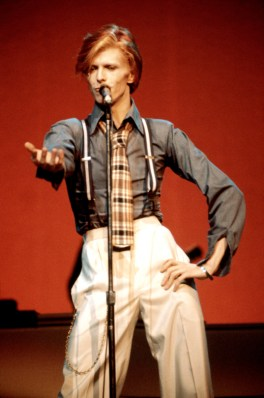 David Bowie, anos 80