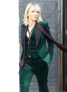 Kate Blanchett de terninho.