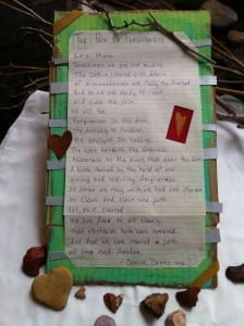 The Path of Forgiveness Poem May 2016