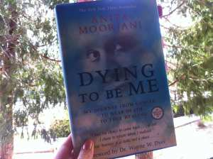 Dying to Be Me Book 2016