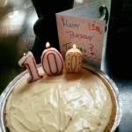 Thomas Birthday Celebrations 11.13.17 #1