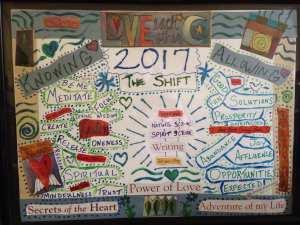 Camilla's 2017 Vision Board 1.14.17