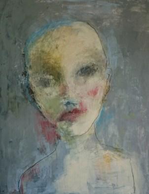 Camilla Olsson konst. Abstrakta känslor, Diffus. April 2016.