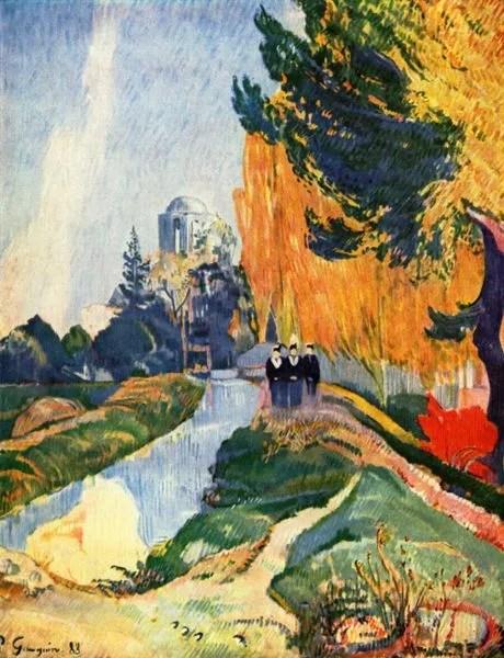 tableau gauguin