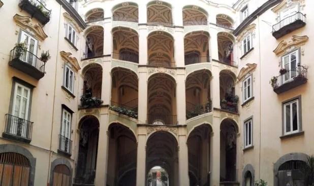palazzo dello spagnolo naples