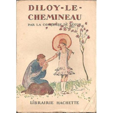 Diloy-Le-Chemineau-Illustrations-De-A-Pecoud---Edition-De-1931-Livre-ancien-844748240_L