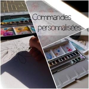 Commandes Personnalisees