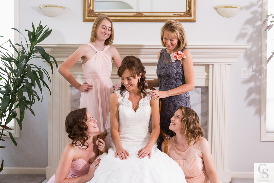 best family wedding pictures