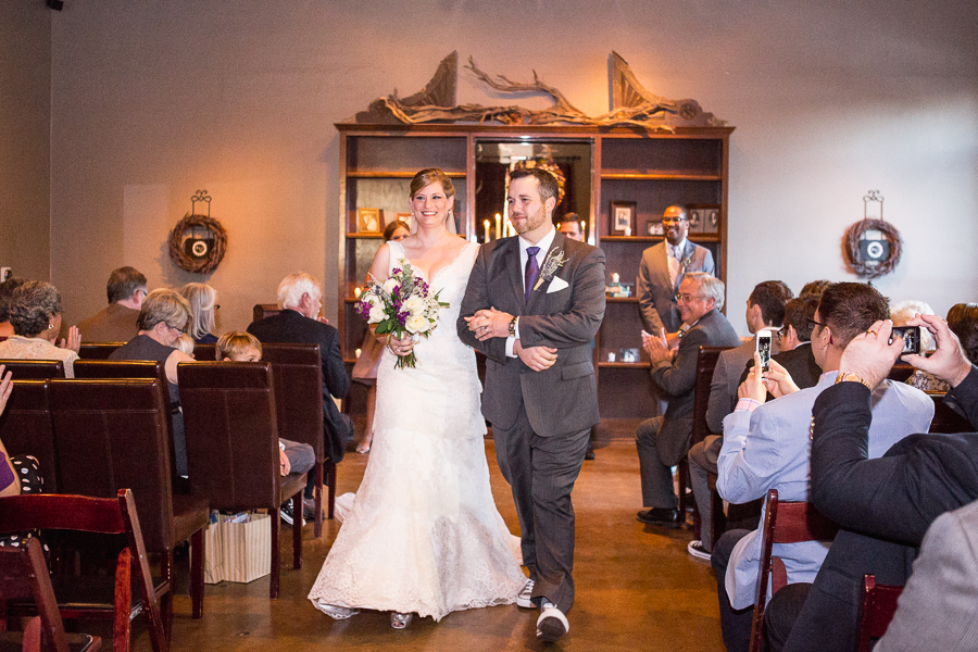 times ten cellars wedding