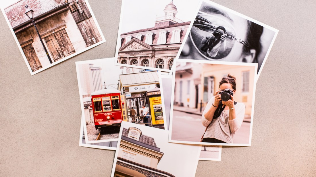 Travel photography prints