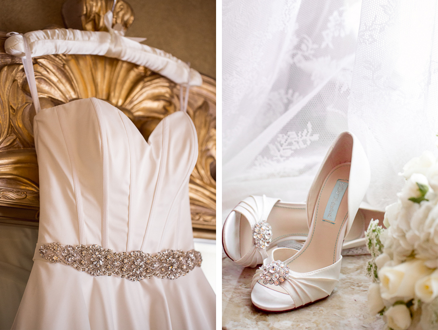 Wedding Shoes Wedding dresses