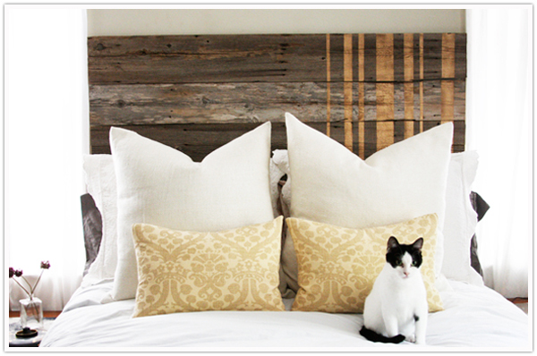 step by step plans to build a wood headboard