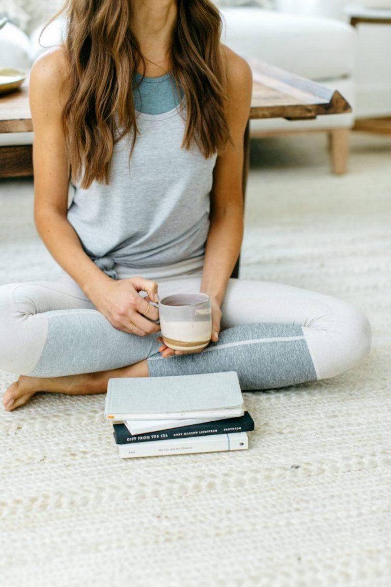 notebook, meditate
