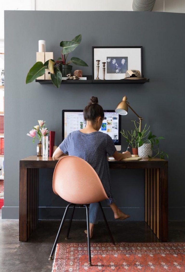 office, chic desk