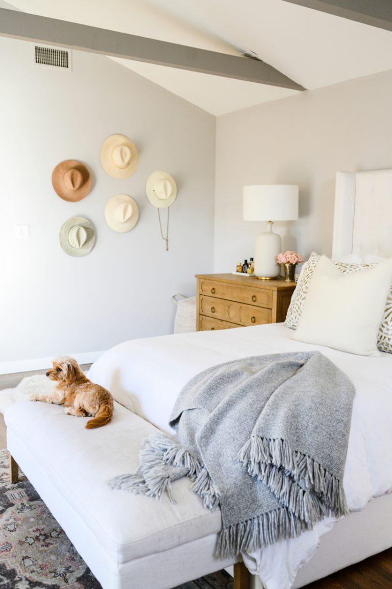 kat tanita's venice beach bedroom