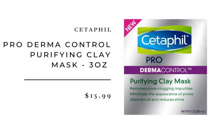 Cetaphil Derma Control Purifying Mask