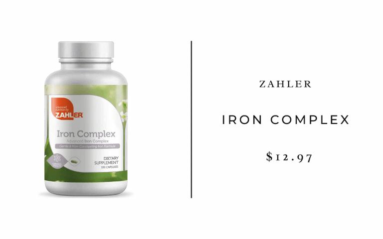 best iron supplements for women