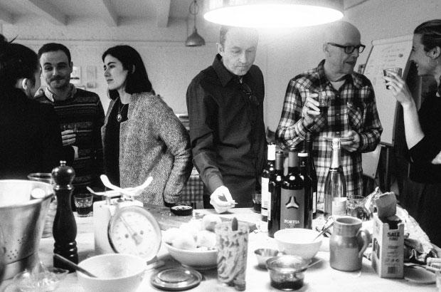 Camillos Kitchen, Camillos Cookbook, Camillos Kogebog, Camillo, Camillos, Malthe Ivarsson, Cookbook, guests, dinner, middag