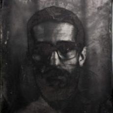 imagen enlace al portafolio de la serie de retratos en ambrotipo (fotografía química experimental)