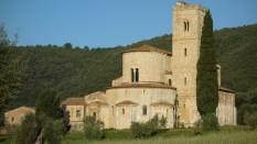 L'abbaye de Sant'Antimo