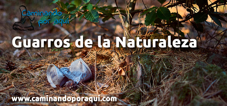 Guarros de la naturaleza