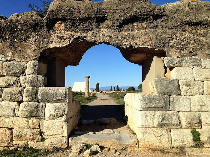 Ampurias romana 3