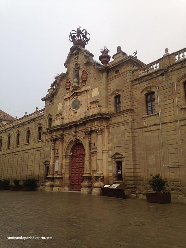 La Universidad de Cervera, el polémico regalo de Felipe V