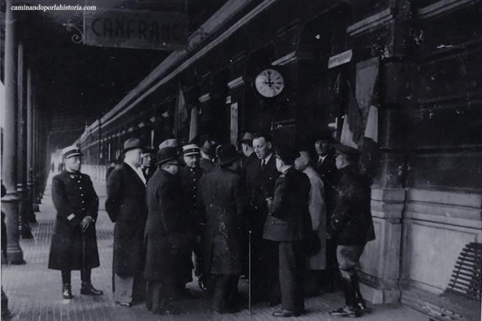 El Schindler de Canfranc, Albert Le Lay