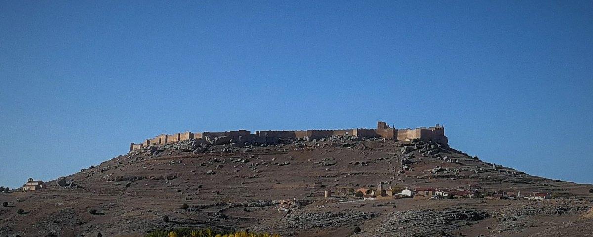 Gormaz, la fortaleza califal más grande de Europa, obra de Al-Hakim II
