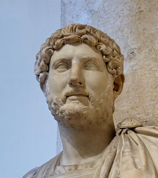 Busto de Adriano