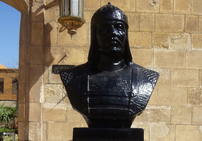 El sultán Mameluco Baibars