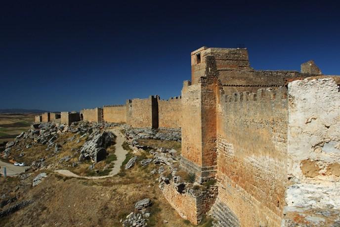 Fortaleza de Gormaz (Soria)
