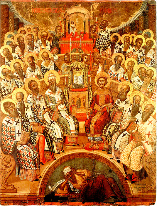 Concilio I de Nicea