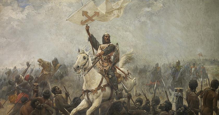 Los protagonistas de la Batalla de Las Navas de Tolosa.